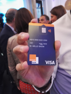 Carte Orange Visa